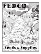 fedco seeds catalog cover