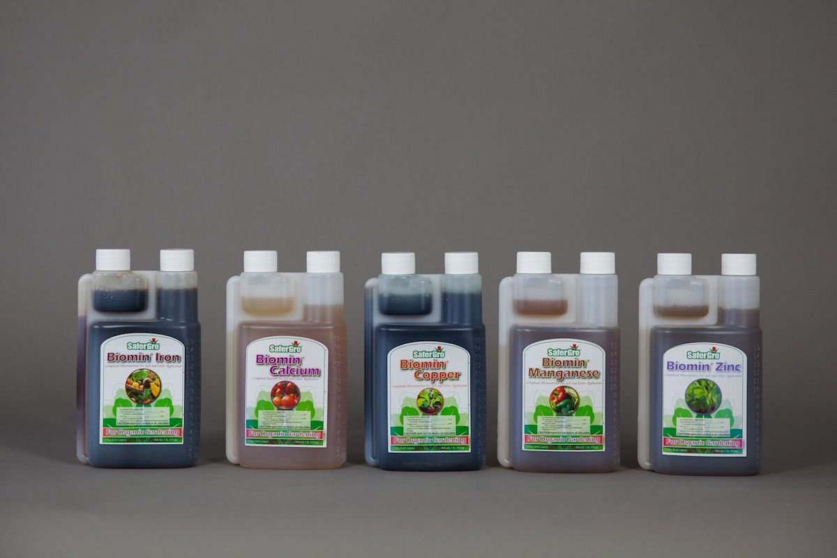 Micronutrients Liquid Mineral - Organic Growers Supply