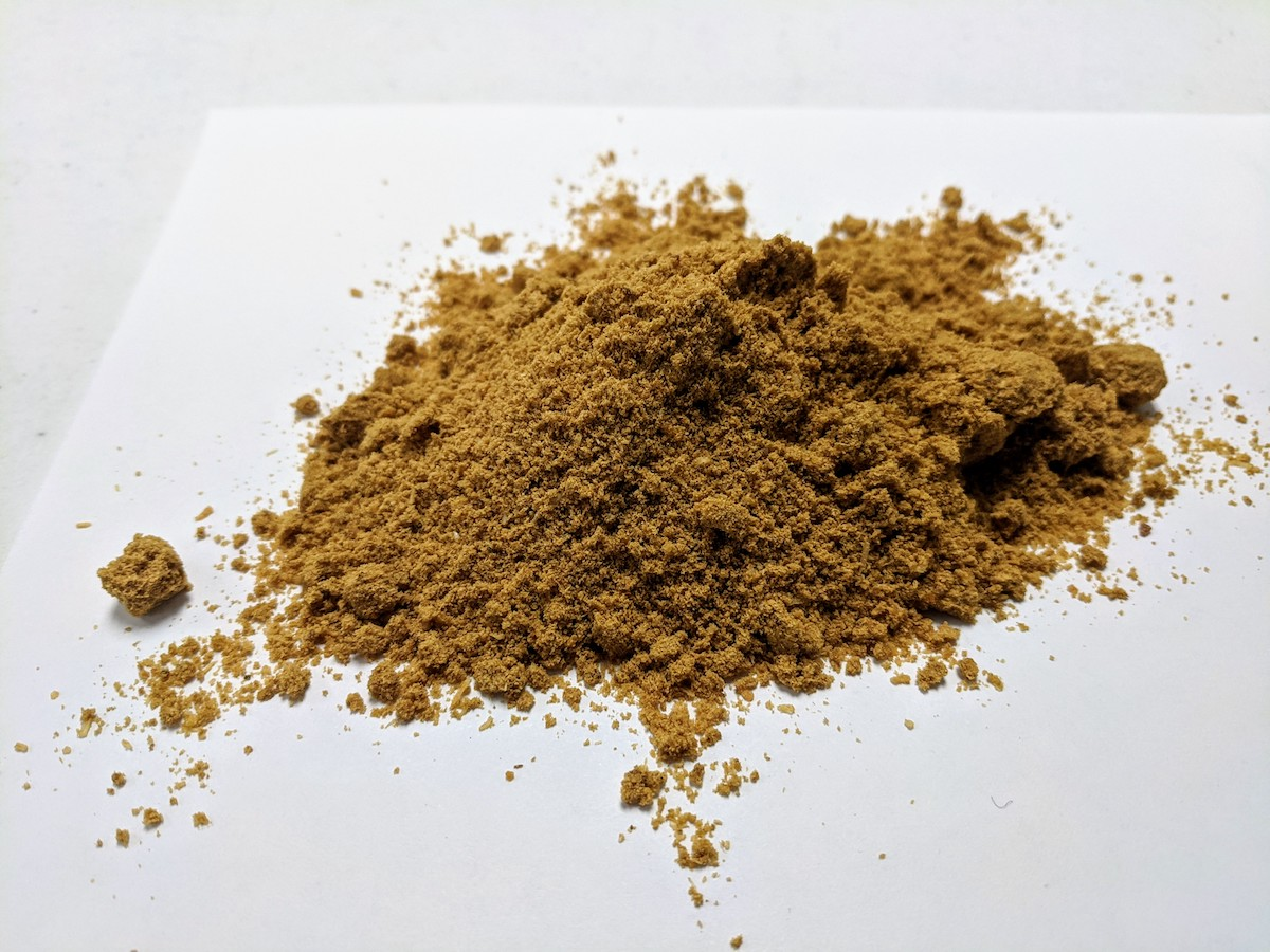Organic growers supply fish bone meal for Fish bone meal